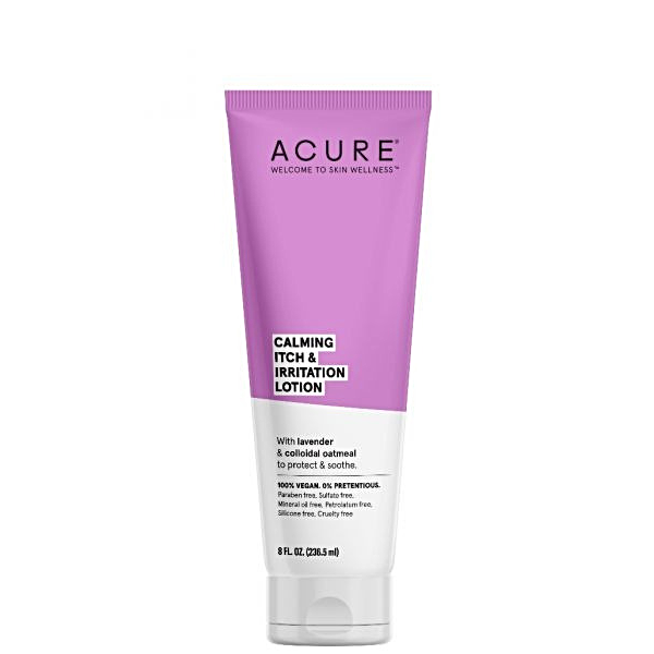Acure Calming Itch & Irritation Lotion