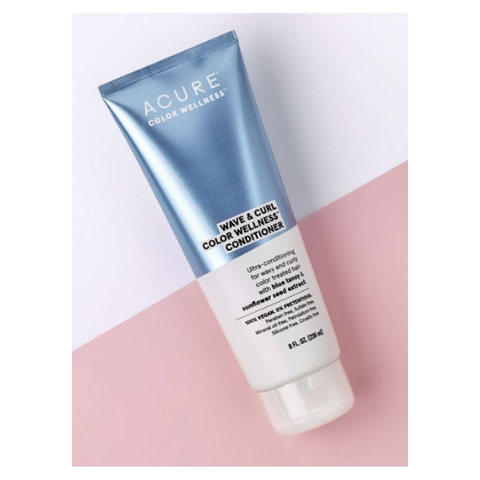 Acure Wave & Curl Color Wellness Conditioner