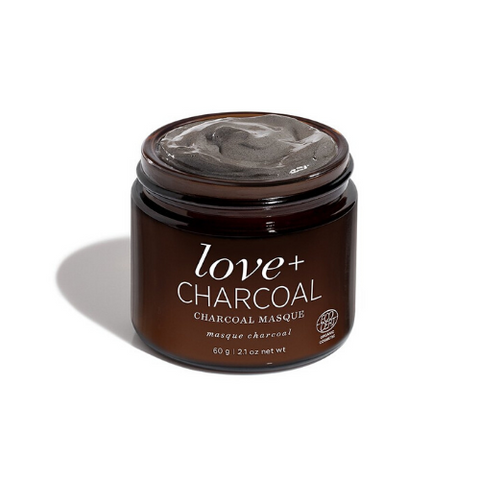 One Love Organics Love + Charcoal Masque