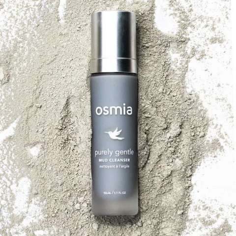 Osmia Purely Gentle Mud Cleanser