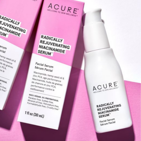 Acure Radically Rejuvenating Niacinamide Serum