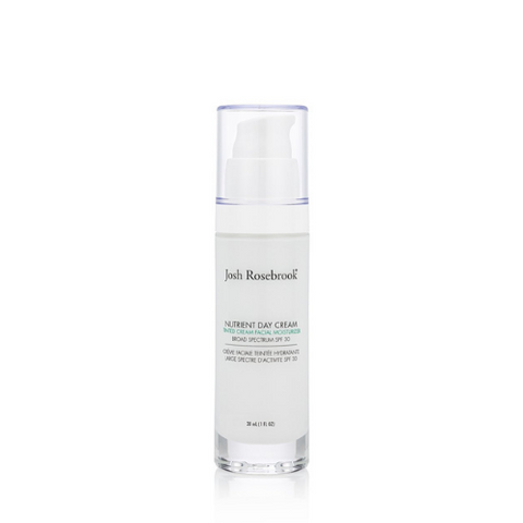 Josh Rosebrook Nutrient Day Cream SPF 30 | TINTED