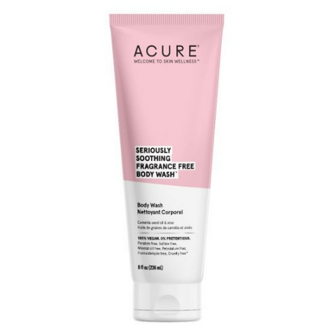 Acure Seriously Soothing Body Wash
