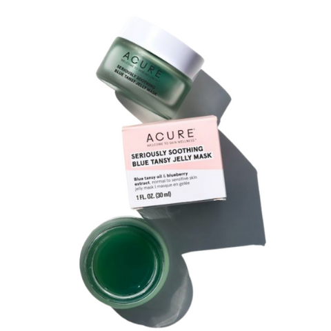 Acure Seriously Soothing Blue Tansy Jelly Mask