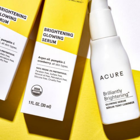 Acure Brightening Glow Serum