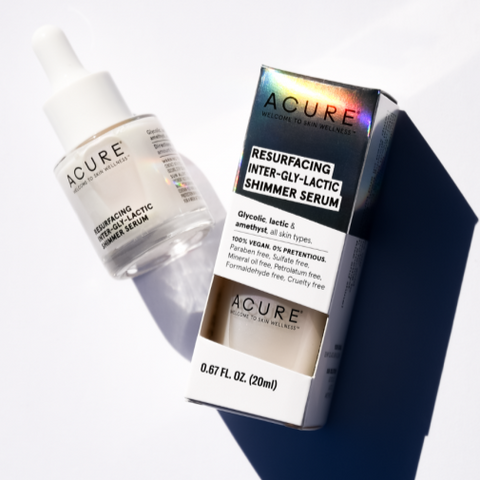 Acure Resurfacing Overnight Glycolic Treatment