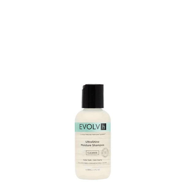 EVOLVh UltraShine Moisture Shampoo