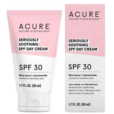 Acure Seriously Soothing SPF Day Cream