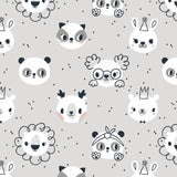 Little Critters (Gray)