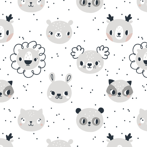 Little Critters (White)