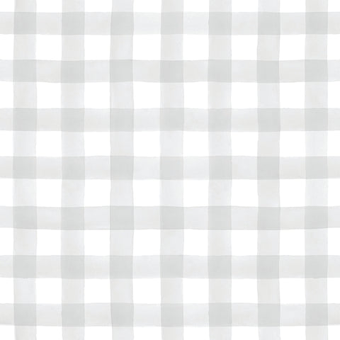 White background grey crosshatch pattern wallpaper peel and stick removable