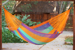 Queen Size Cotton Hammock in Alegra