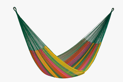 King Size Cotton Hammock in Radiante