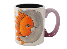 Load image into Gallery viewer, Sun & Moon Mug