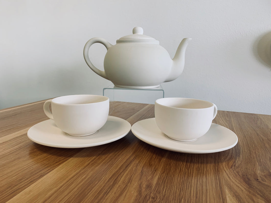 Tea Set for Two!