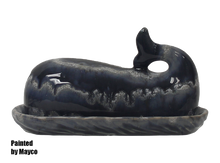 Load image into Gallery viewer, Whale Butter Dish