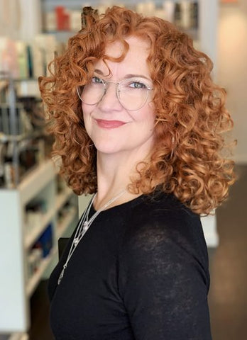 Dee Kane Curly Hair Specialist Vancouver Hairstylist LURE Salon