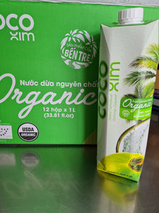 Organic Coconut Water (1L)