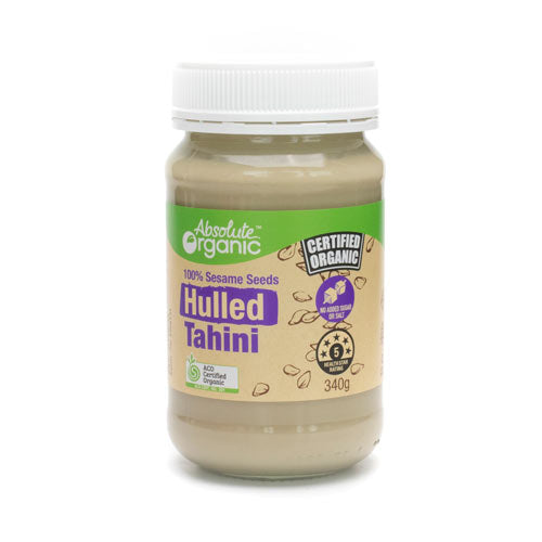 Absolute Organic Hulled Tahini (340g)