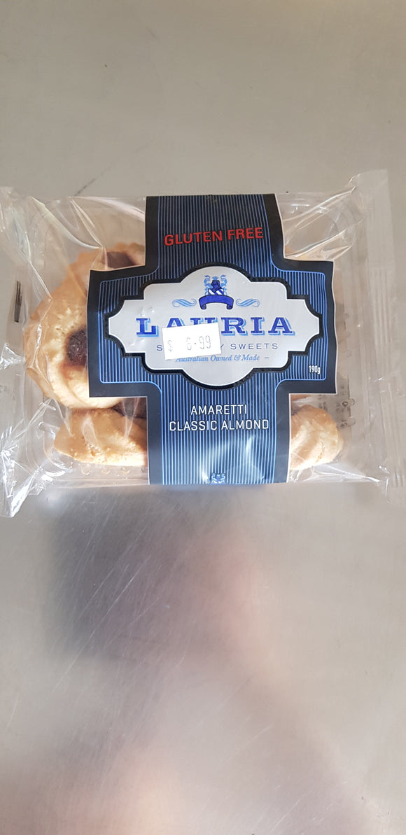 Lauria Organic Biscuits