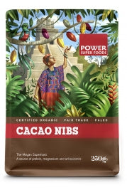 Cacao Nibs - Power Super Foods (250g)