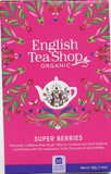 English Tea Shop Teabags (40g) Click to see more flavours