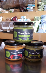 Gorgeous George Vegan Pesto Dips 250g