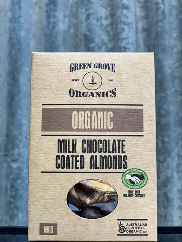 Green Grove Organics Chocolates & Confectionary