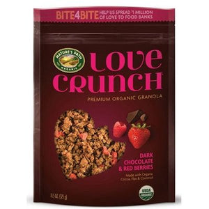 Nature's Path Love Crunch Granola with Dark Chocolate with Red Berries 325g