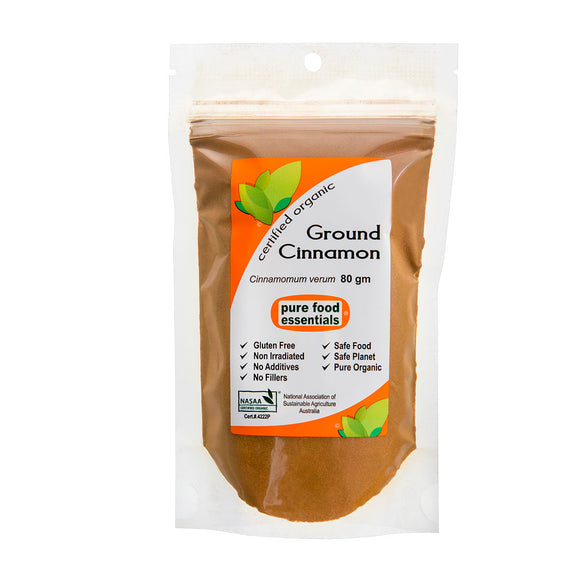 Pure Essential Foods Cinnamon (80g)
