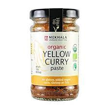 Mekhala Organic Yellow Massaman Curry Paste (100g)