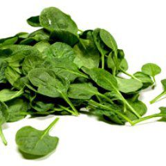 Baby Spinach (punnet)
