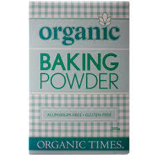 Organic Times Baking Powder (200g)