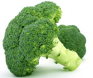 Broccoli 1 large head (approx. 350g)