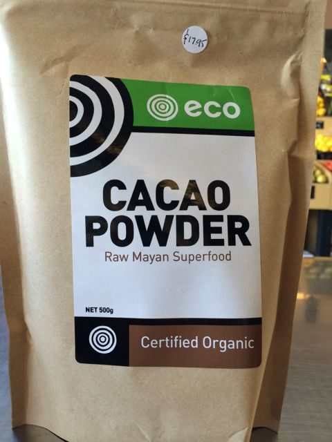 Eco Raw Cacao Powder (500g)