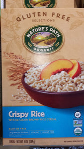 Nature's Path Crispy Rice Cereal (284g)