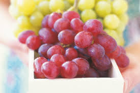 Crimson Seedless Grapes (500g)