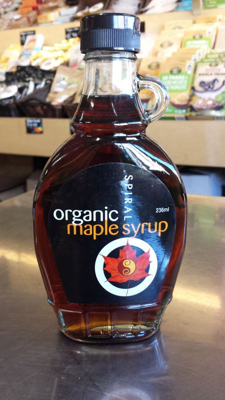 Spiral Foods Maple Syrup (236ml)