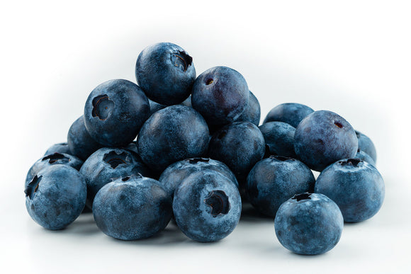 Blueberry punnet
