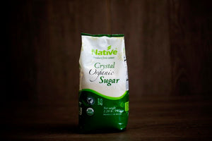 Native Organic Sugar (1kg)