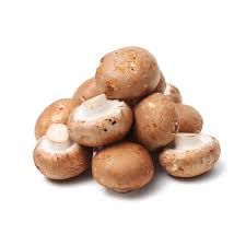 Mushrooms - Swiss Brown (punnet)