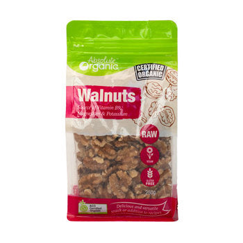 Absolute Organic Walnuts (250g)