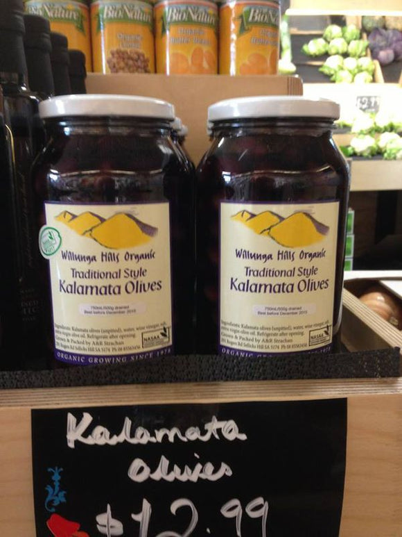 Willunga Hills Kalamata Olives