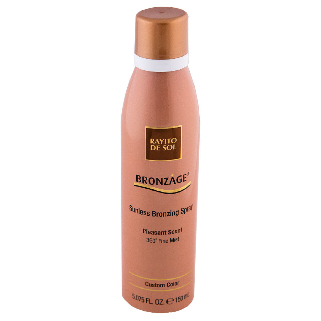 Sunless Bronzing Spray