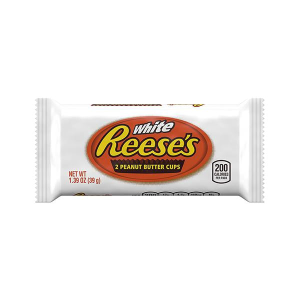 REESE'S WHITE PEANUT BUTTER CUPS 39GR