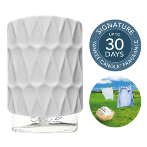 Yankee Candle - Organic diffuser base - Scent Plug Starter Kit