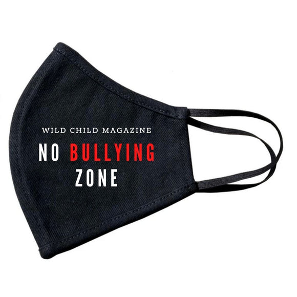 WCM No Bullying Face Mask