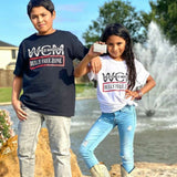 Wild Child Magazine Bully Free Zone Tee
