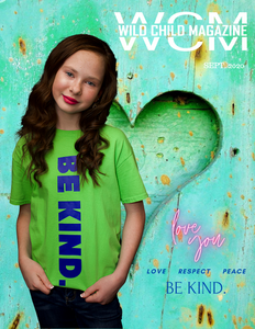 Wild Child Magazine Be Kind Digital LookBook