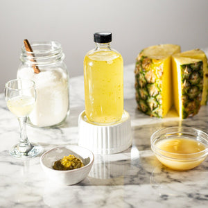High Bar Syrups & Mixers: Pineapple Yuzu Kosho Syrup